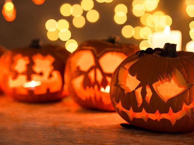 Ежегодная выставка Halloween